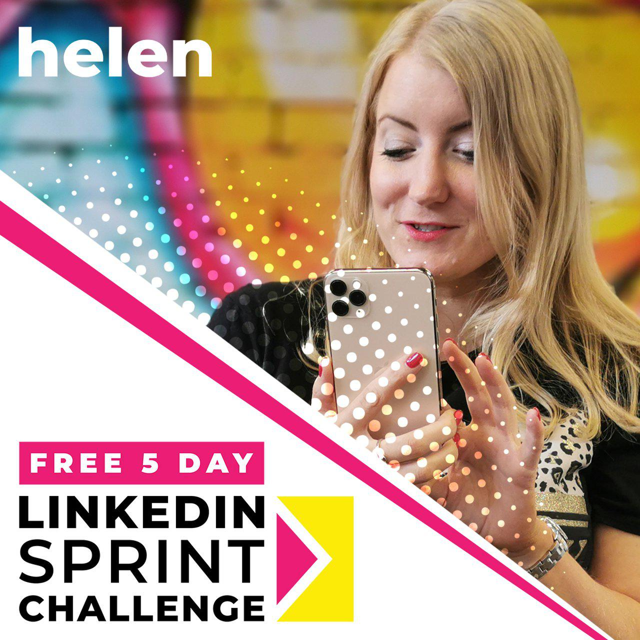 Get Leads from LinkedIn - Helen Pritchard